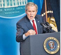 Bush Resolute