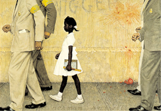 Rockwell, The Problem We All Live With