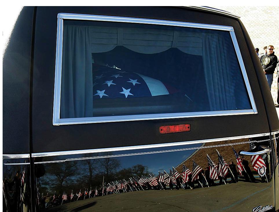 war hearse