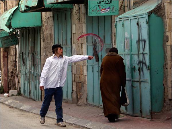 settler aggression