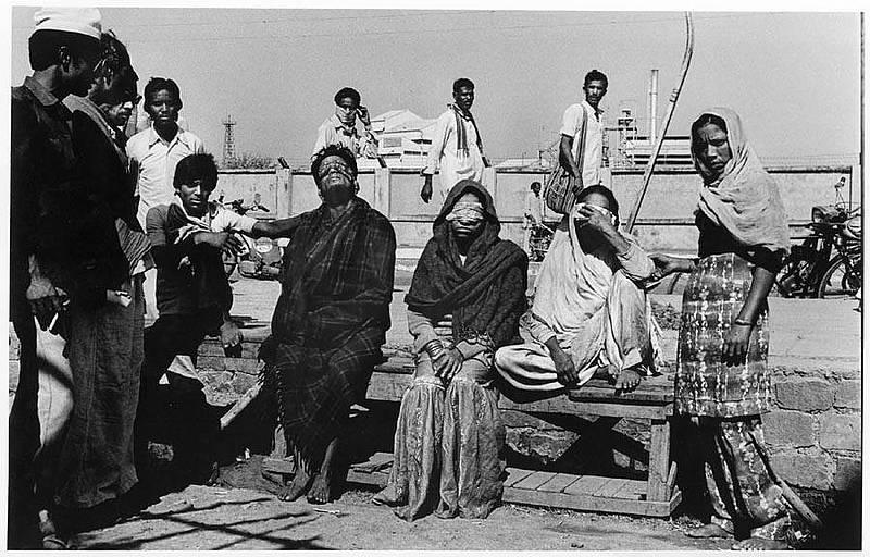 Bhopal blinded, Rai