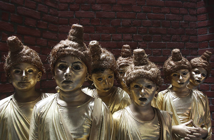 Children as Buddha