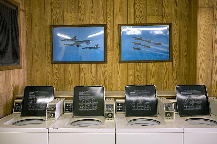 laundromat jets