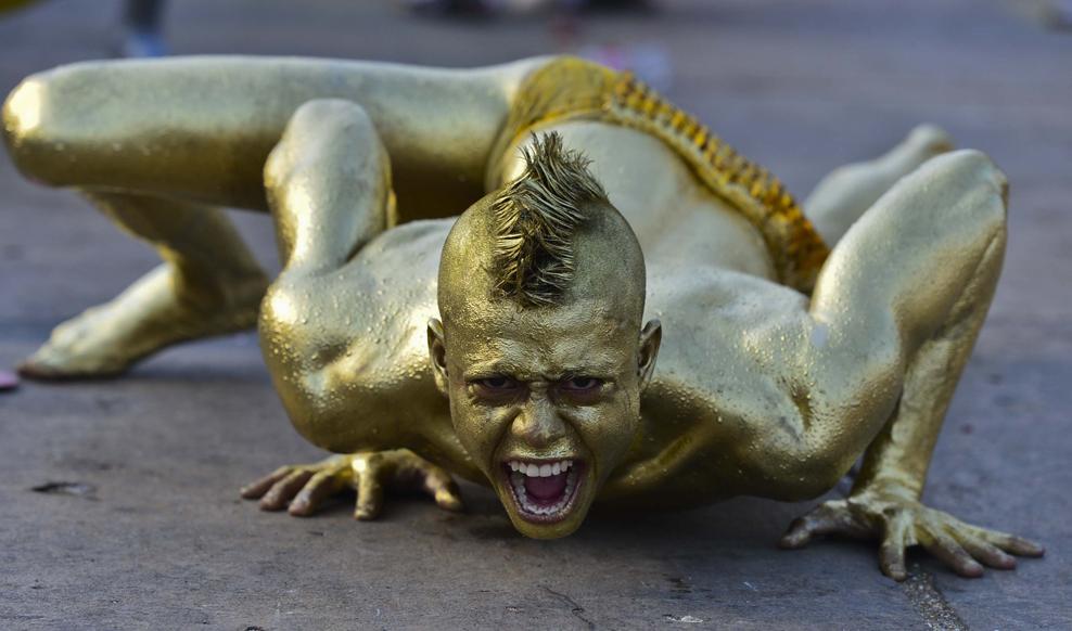 Dancers of Carnival