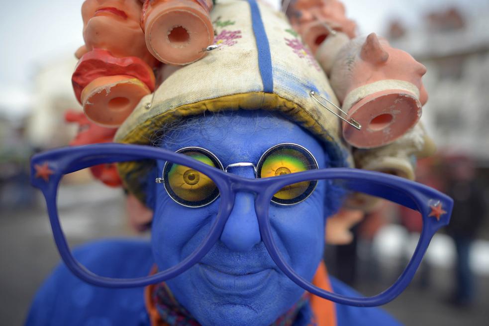 Eyes of Carnival