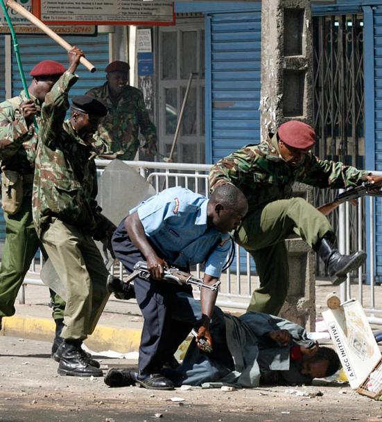 Nairobi beating