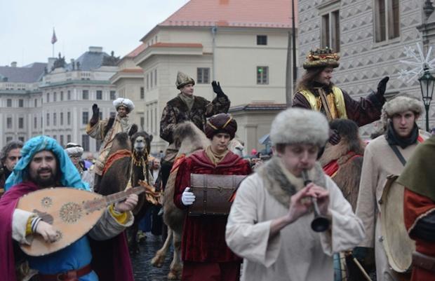Prague Magi