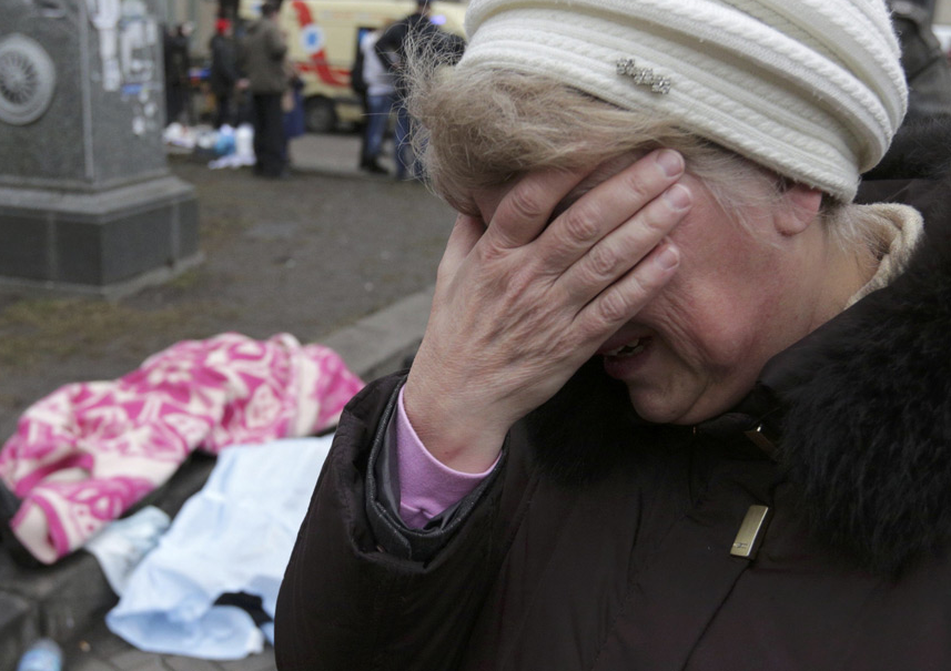 Emotion of Death in Kiev 2014-02-23 at 9.50.02 PM