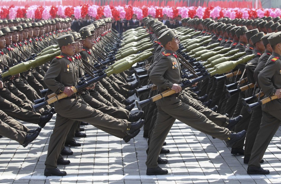north-korea-military