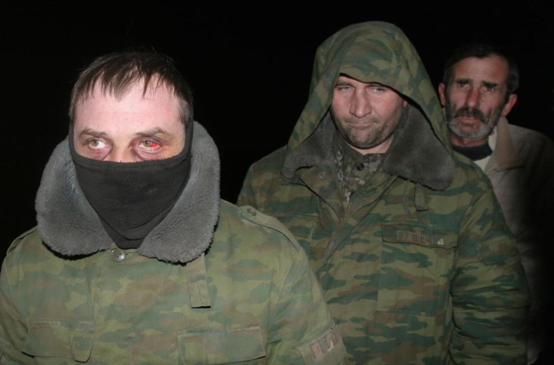 Ukranian POWs